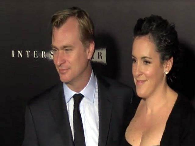 Christopher Nolan Joins The Cast Of 'Interstellar' At The NY Premiere - Part 2