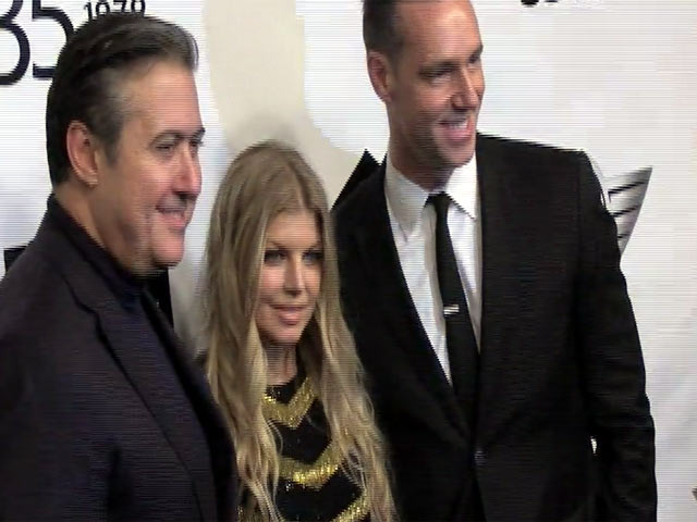 Fergie Arrives At The 2014 Emery Awards To Promote LGBT Rights