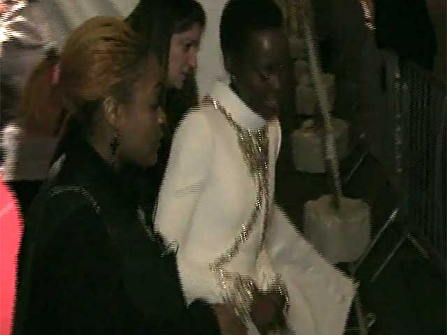 Lupita Nyong'o Turns Heads At The 2014 Glamour Women Of The Year Awards - Part 4