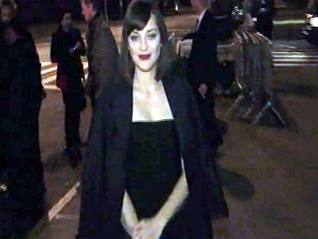 Marion Cotillard Turns Heads At The 2014 Guggenheim Dior Gala