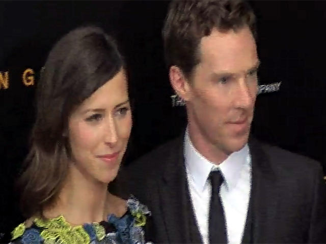 'The Imitation Game' Premiere Sees Benedict Cumberbatch, Kiera Knightly And Charles Dance Pose For Photos - Part 3