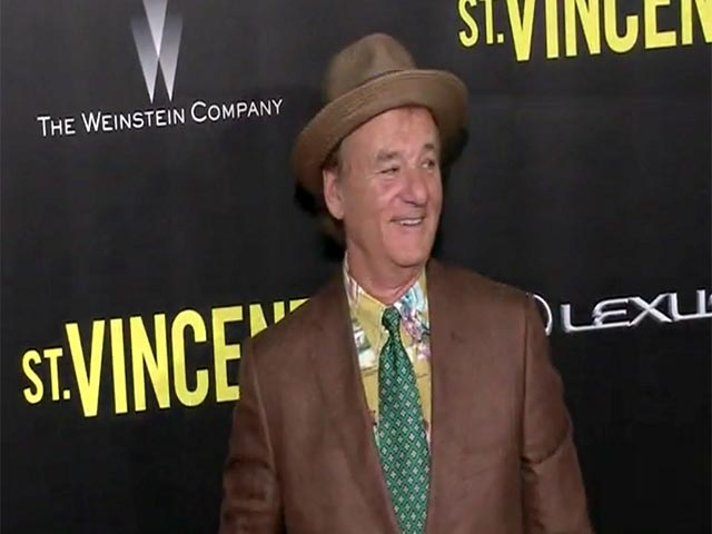 Bill Murray Leads The Cast Arrivals Of 'St. Vincent' At The New York Premiere - Part 1