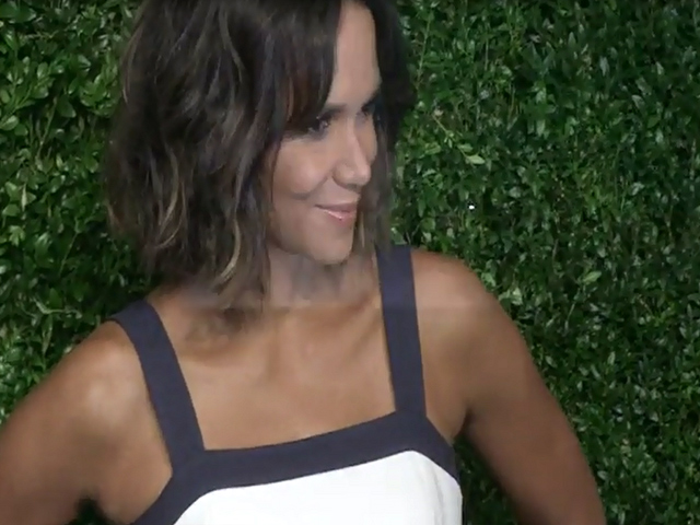 Halle Berry Poses On The Red Carpet At 2014 God's Love We Deliver Golden Heart Awards - Part 2