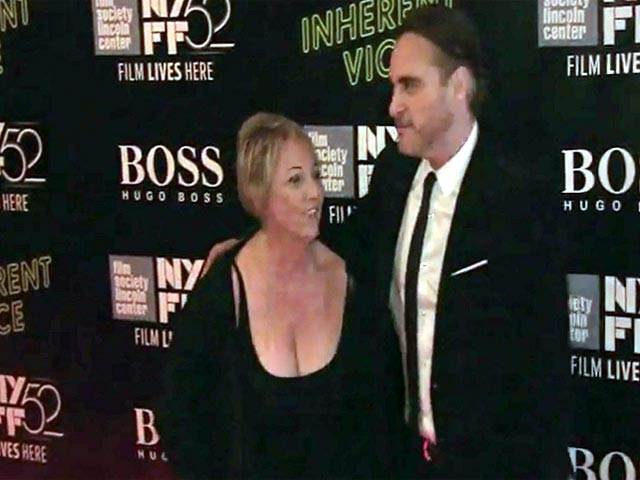 Joaquin Phoenix Is Joined By Co-Stars At New York Film Festival Premiere Of 'Inherent Vice' - Part 2