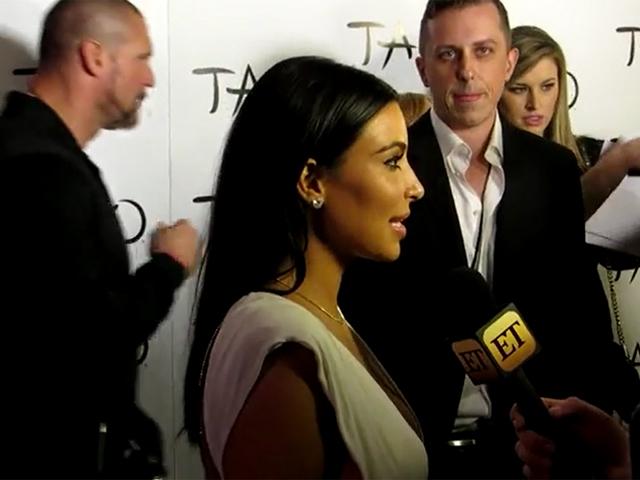Kim Kardashian Is A Fashion Winner Once Again With Revealing Birthday Dress