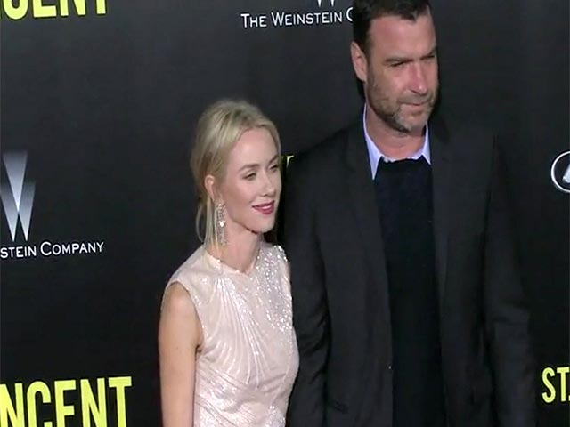Naomi Watts Brings Partner Liev Schreiber To New York 'St. Vincent' Premiere - Part 2