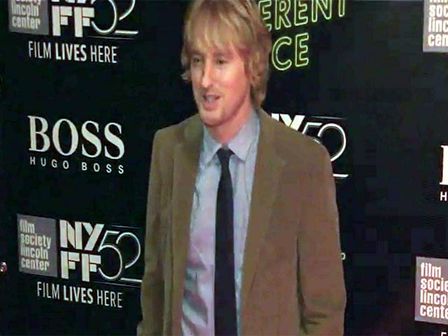 Owen Wilson Spotted At New York Film Festival Ahead Of 'Inherent Vice' Premiere - Part 3