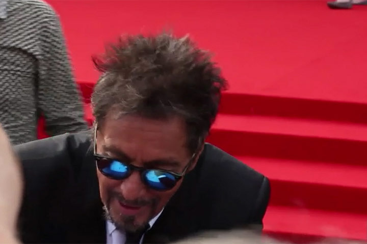 Al Pacino Signs Autographs At The 'Manglehorn' Premiere At The  Venice Film Festival