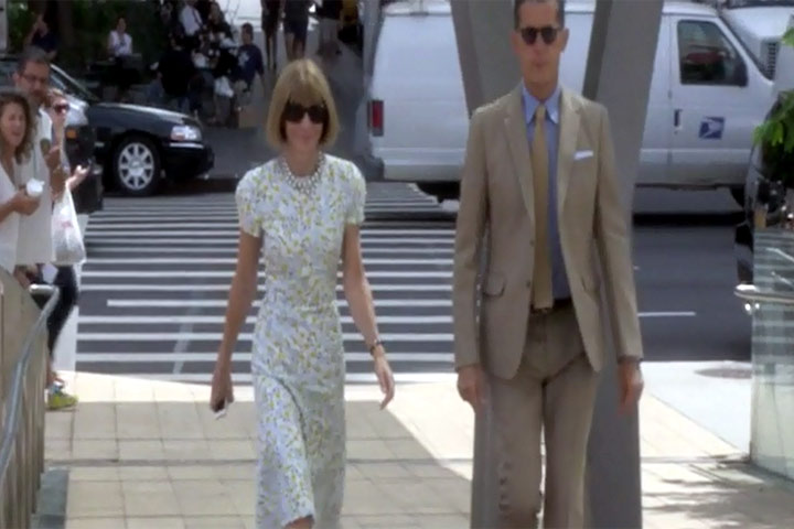 Anna Wintour Among Guests At 2014 Couture Council Awards Luncheon