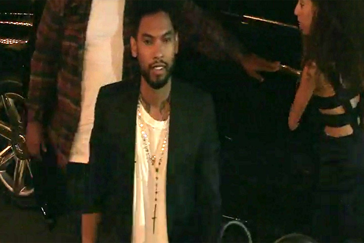 Miguel And Kendall At Star Studded Harper's Bazaar 'Icons' Celebration