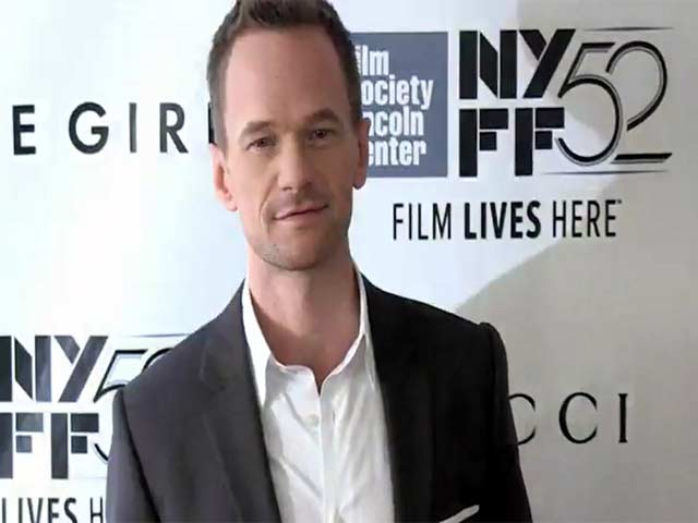 Neil Patrick Harris Photographed On The Red Carpet During 'Gone Girl' Premiere - Part 1