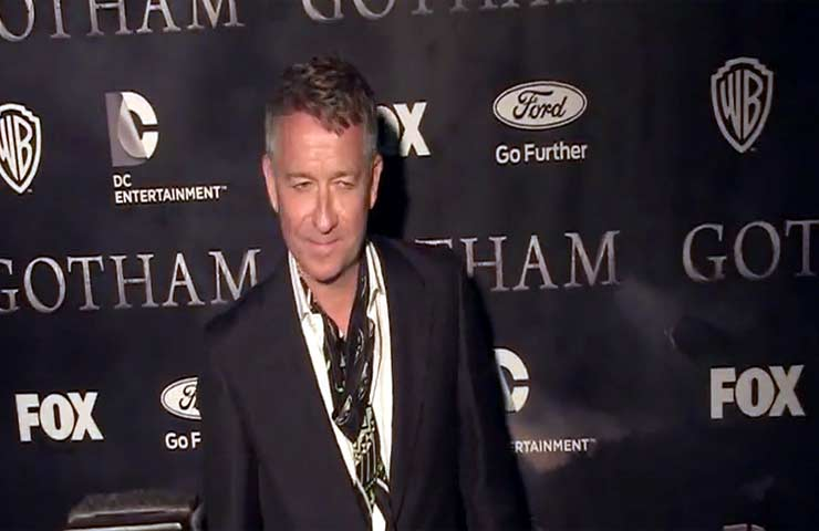 Sean Pertwee Among Cast At 'Gotham' Series Premiere In New York - Part 1