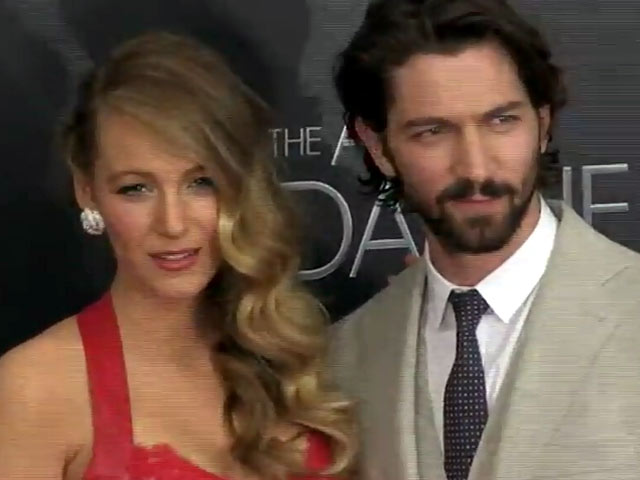Blake Lively Makes 'The Age of Adaline' Premiere A Family Affair - Part 1