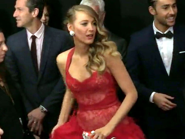 Blake Lively And Other Arrivals At 'The Age of Adaline' NY Premiere - Part 2