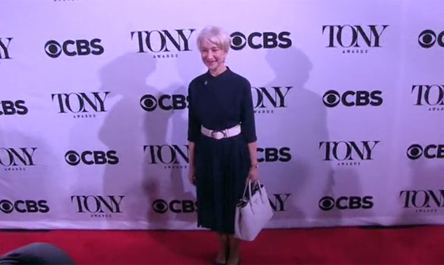 Helen Mirren Was A Picture Of Elegance At 2015 Tony Nominees Reception - Part 2