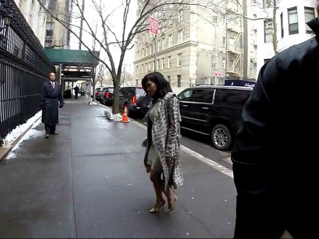 Kim Kardashian Seen In New York - Part 1