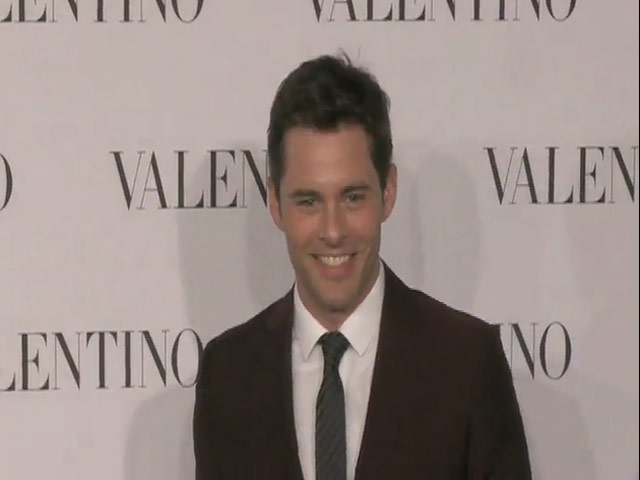 James Marsden And Emma Roberts Are Radiant Red Carpet Goers At The Valentino Sala Bianca 945 Launch - Part 5