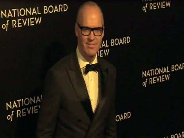 Michael Keaton Spotted On The Red Carpet At National Board Of Review - Part 3