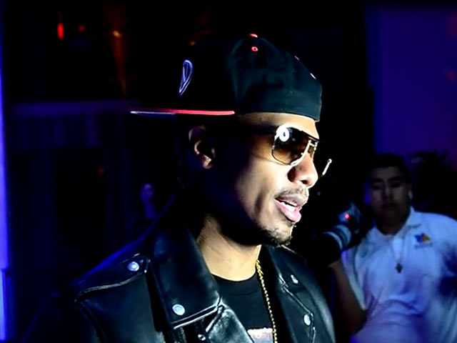 Nick Cannon Takes A Break From DJing To Talk About 2015 Plans - Part 1
