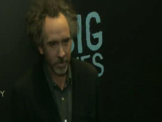 Tim Burton Joined By 'Big Eyes' Cast At The New York Premiere - Part 2