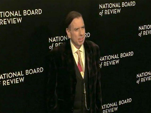 Timothy Spall And Jack O'Connell Arrive At National Board Of Review Gala - Part 1