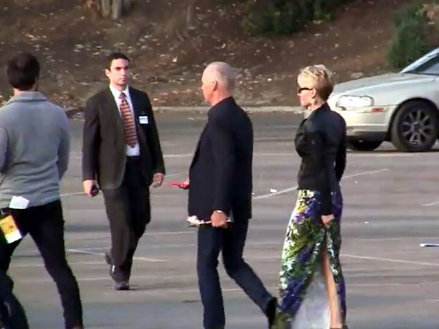 Michael Keaton Arrives At The Independent Spirit Awards In Santa Monica - Part 2