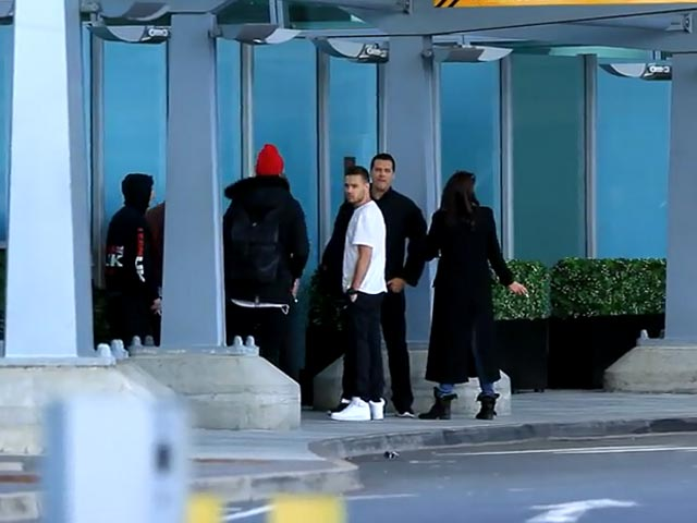 One Direction Touch Down In London Following Tokyo Residency - Part 2
